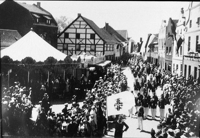 Bild von Unges Pengste 1934
