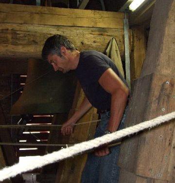 Horst Thoren bei unseren Beierleuten