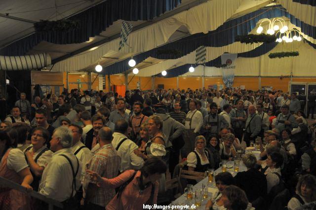 Bild vom Oktoberfest 2011