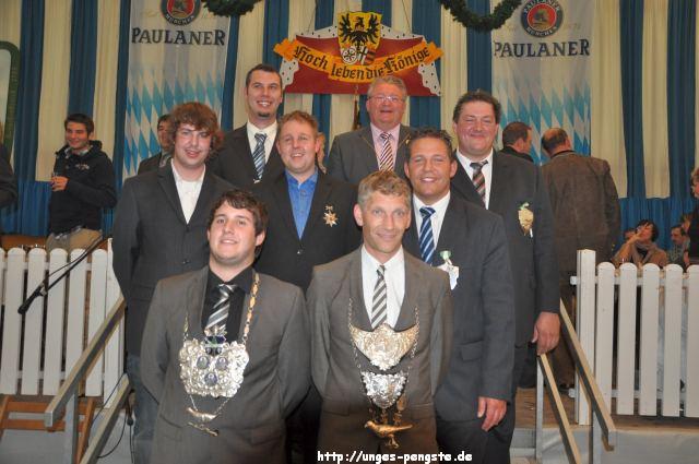 Könige für 2012 -Bild