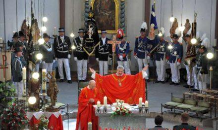 Gottesdienste über die Ostertage
