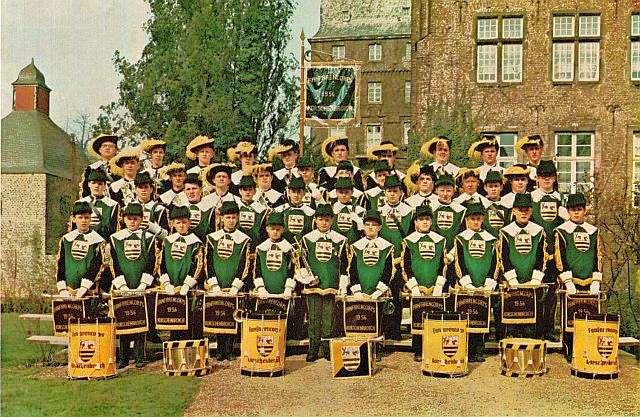 Fanfarenkorps 1969
