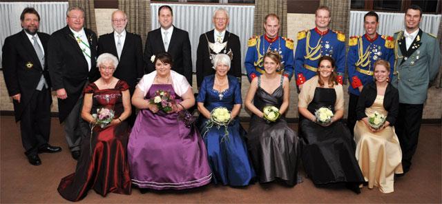 Majestäten für unges Pengste 2013