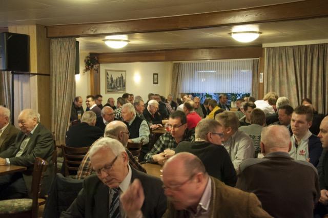 Generalversammlung bei Oedinger
