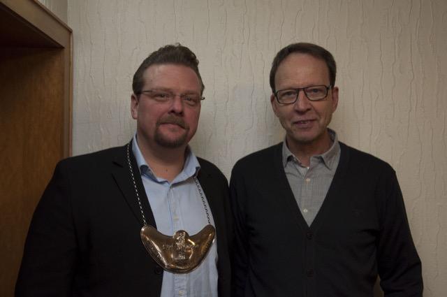 Stefan Glaeser und Helmut Hintzen