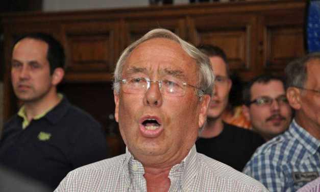 """Curry Jupp"" – Josef Kallenberg wird 80 Jahre alt"