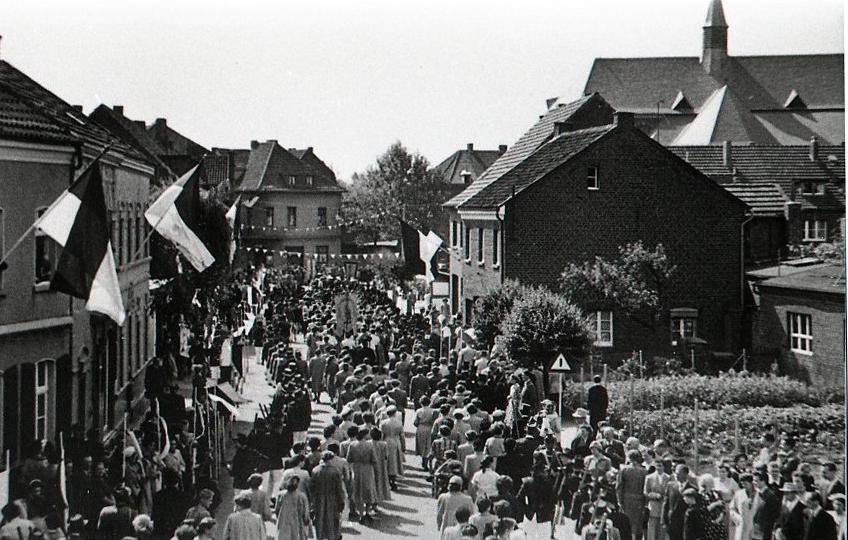 Prozession 1950
