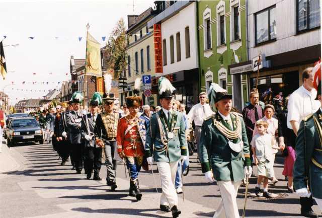 Prozession 2000