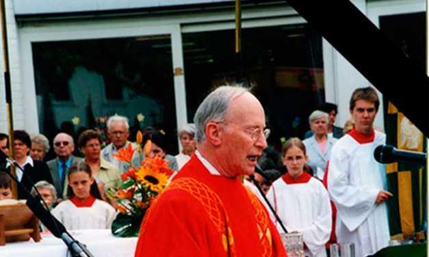 Tod von Pfarrer Alois Müller