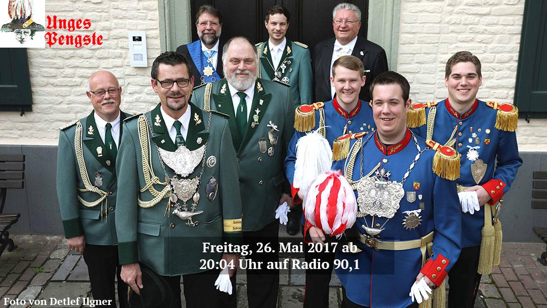 Könige & Präsidenten im Radio 90.1