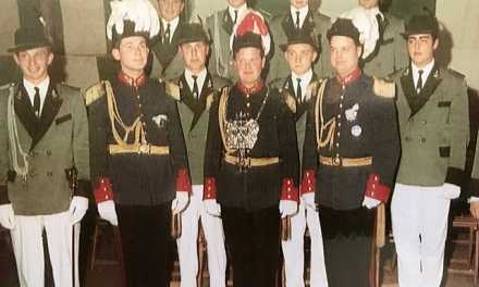 50 Jahre Schützenzug Edelweiss