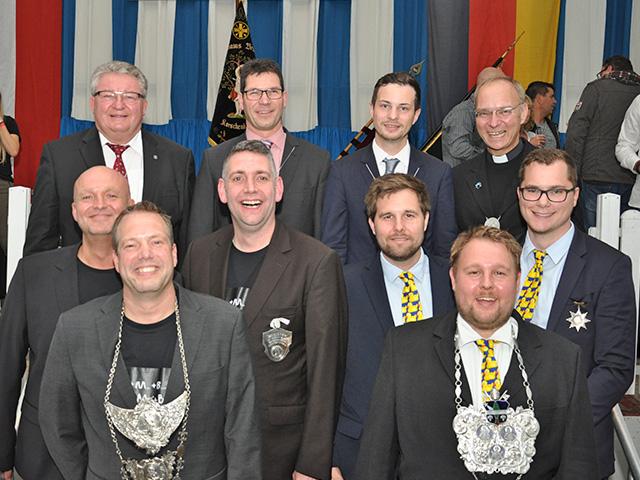 Hans und Christian regieren 2018