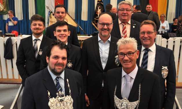 Könige und Minister 2019 in Korschenbroich