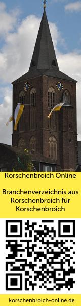 Korschenbroich Online - das Branchenverzeichnis aus Korschenbroich für Korschenbroich