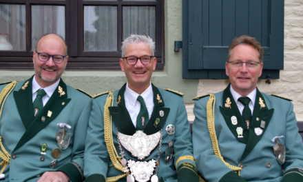 Interview des Königs Rainer Hoppen – König der St Sebastinus Bruderschaft Korschenbroich