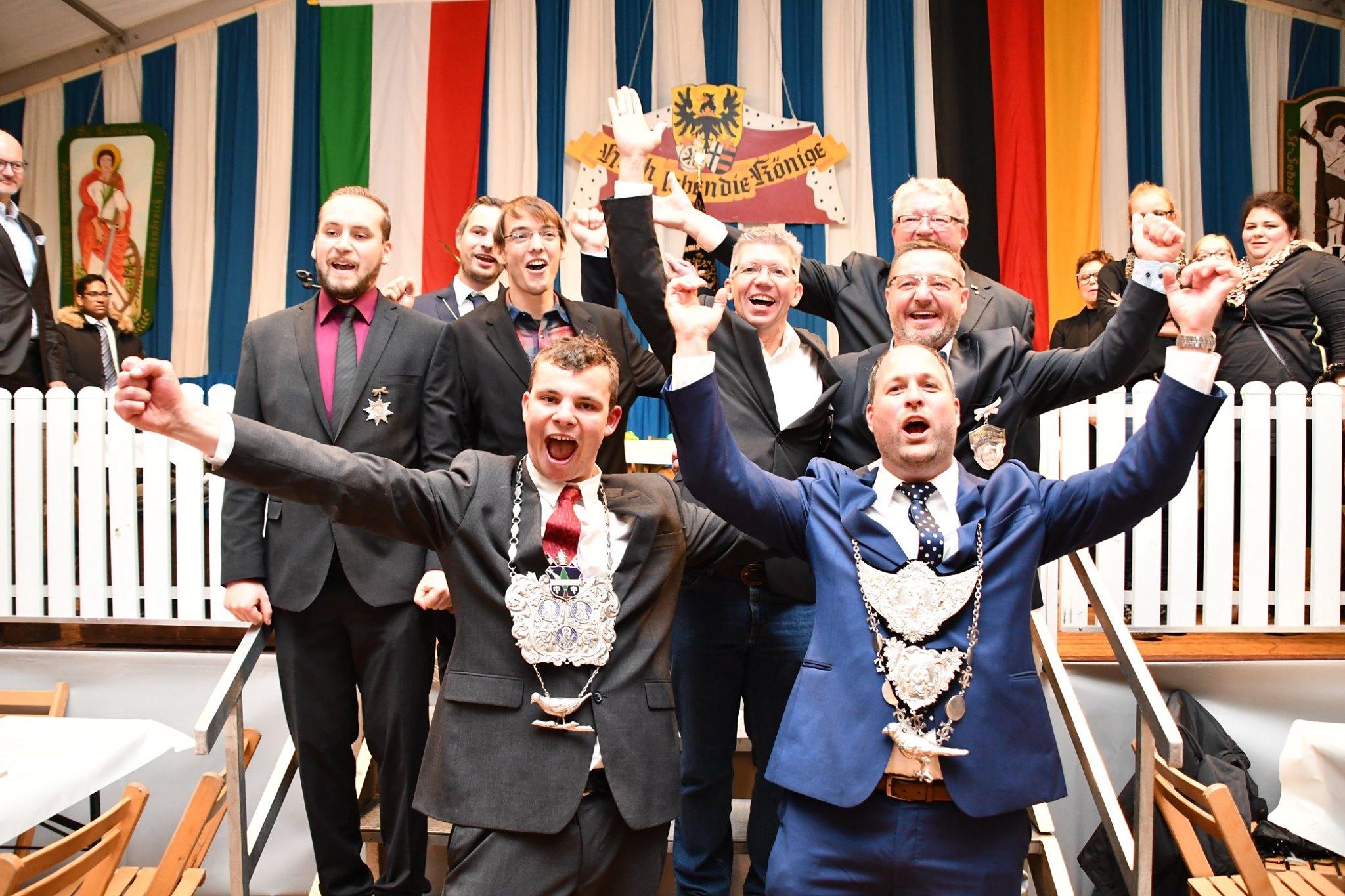 Könige & Minister 2018