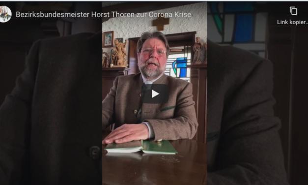 Horst Thoren zur Coronakrise