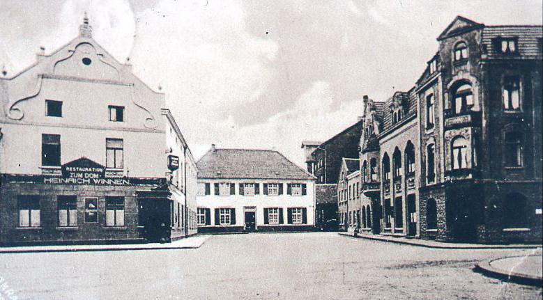 Ostergrüsse vom Hannenplatz