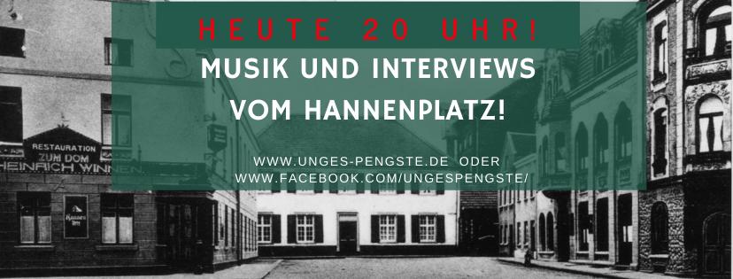 Musik vom Hannenplatz Interviews und Musik