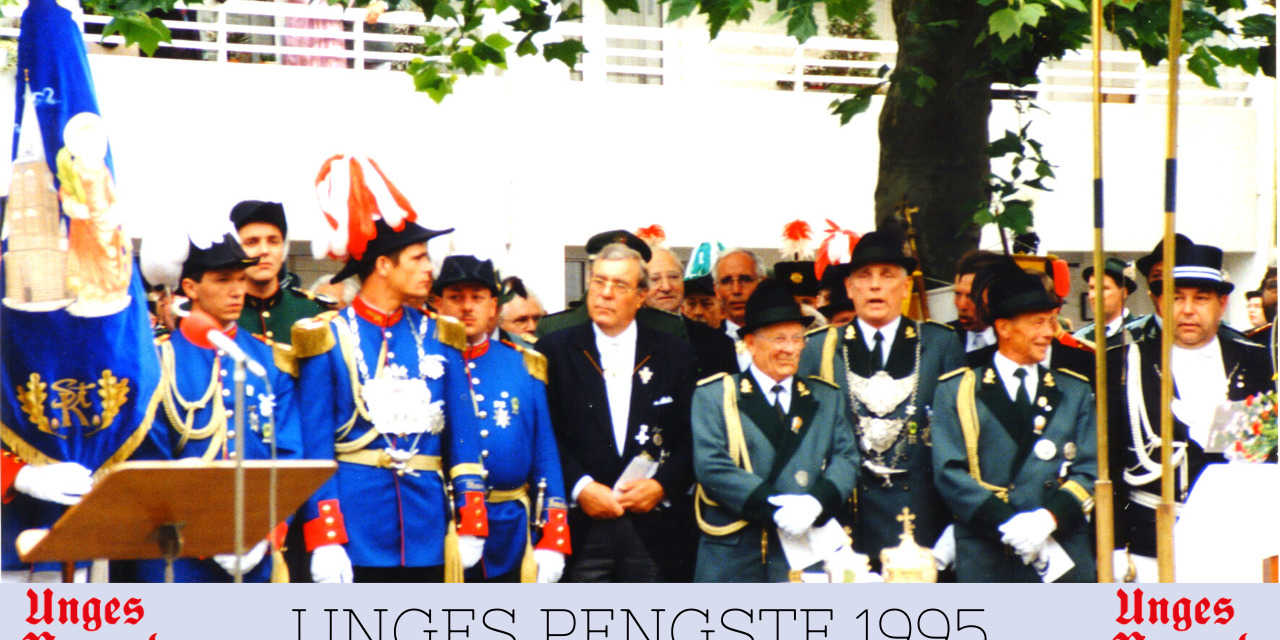 Unges Pengste 1995 – Highlights des Jahres
