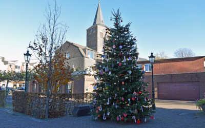 """Weihnachtswunschbaum diesmal """"open air"""""""